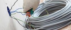 Ремонт электропроводки. Кстовские электрики.