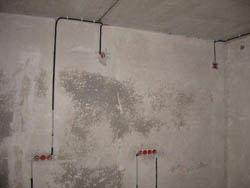Электромонтажные работы в квартирах новостройках город Кстово