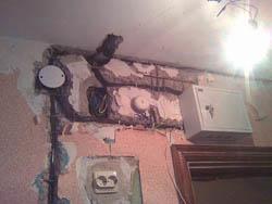 Замена электропроводки в Кстове