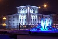освещение фасадов в Кстове