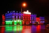 Наружное освещение: архитектурное освещение зданий и фасадов в г.Кстово