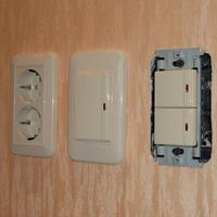 Монтаж, ремонт, замена выключателей Кстово